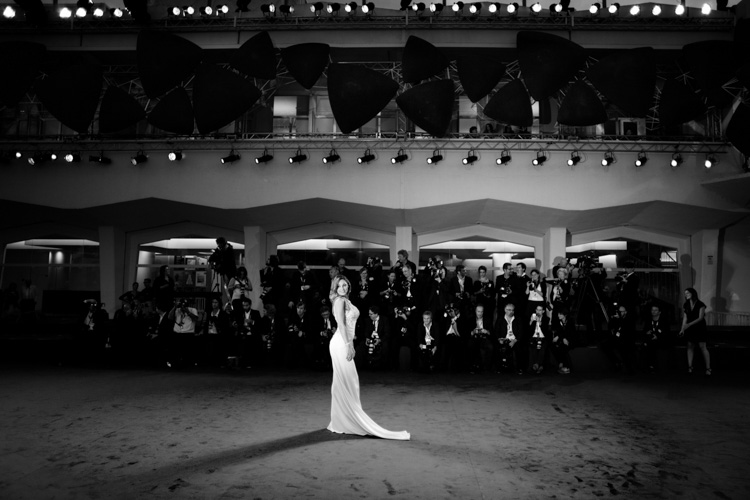 anna tatangelo sul red carpet - 3 settembre 2014